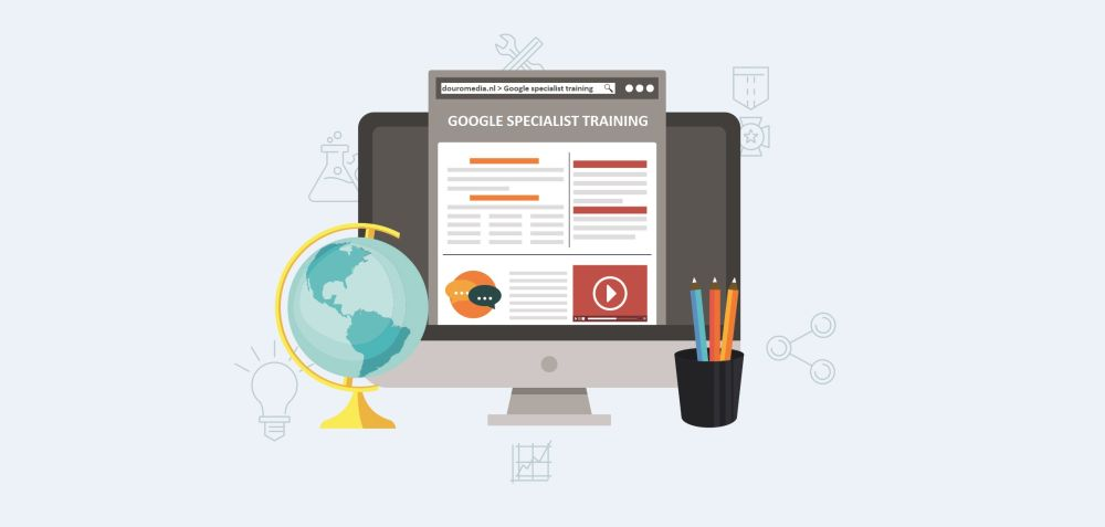 google specialist training